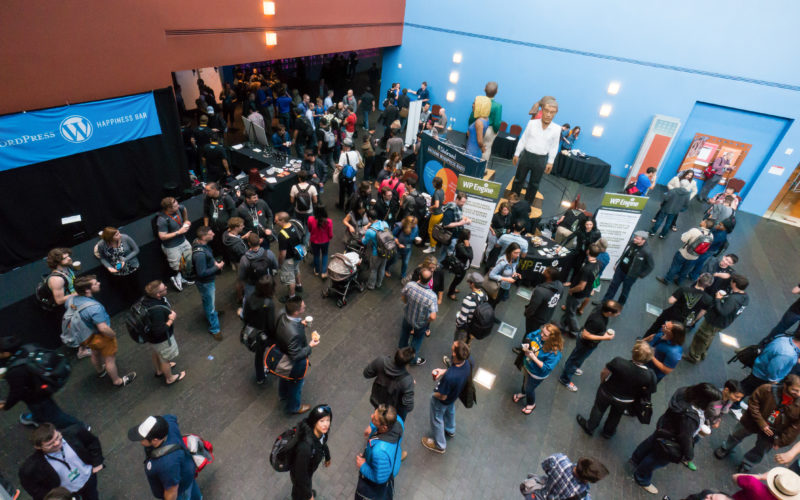The Value of Sponsoring a WordCamp