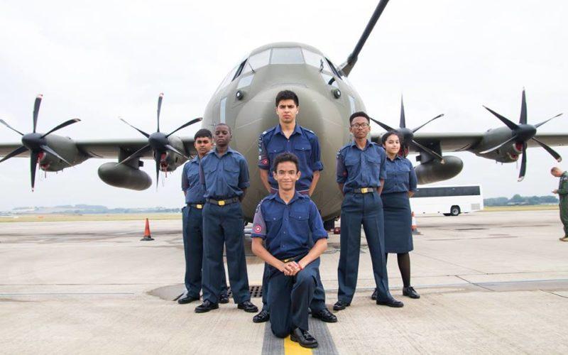 RAF VISITS